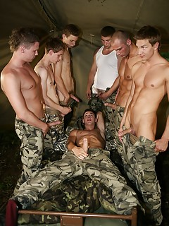 Gay Military Porn