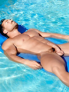 caight swimming pool gay porn