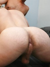 These hot gay boys get down to business in thes hot first time anal bangin pics