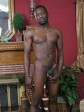 White Dude Gabriel Blue got his ass pounded by Hot Boi big black dick.