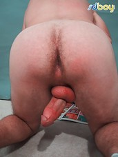 16 photo of a hung marine jerking off his 9 inches