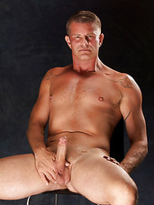 The third scene starts off with Blake doing what he was born to do; taking raw cock into any hole possible. This time he is on his knees with Matt Sizemore, Kamrun, and Hawk Mcallister surrounding him, shoving their meat in his mouth and hands. After gett