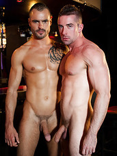 When Scott Hunter walk into his local leather bar, he knows exactly what he wants and how to get it. The power bottom takes the direct approach, confessing to Issac Jones, the hot, tattooed, and sexy bartender, that he wants Issac's cock up his ass.