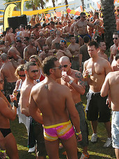 Chk out these hot horny parties with gay guys all over the place looking for a fuck