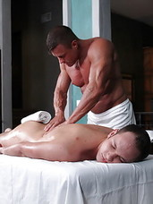 Deep penetration massage